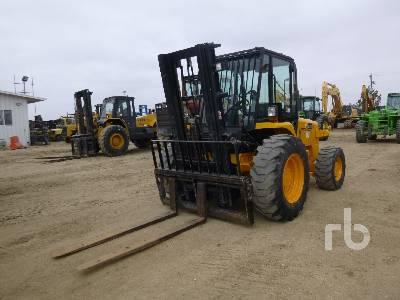 2005 JCB 930 4x4 Rough Terrain Forklift