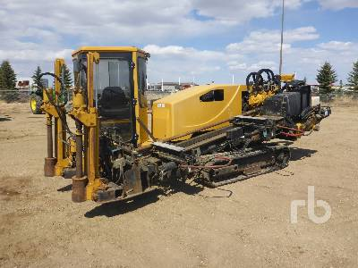 2012 VERMEER D36X50 Series II Crawler Directional Drill