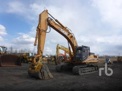 2007 CASE CX330 Hydraulic Excavator