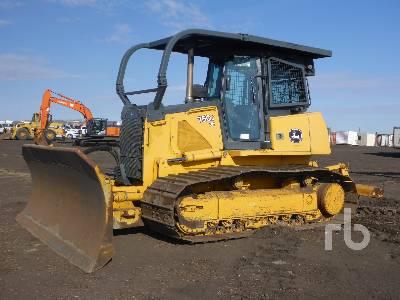 2006 JOHN DEERE 750J LGP Crawler Tractor