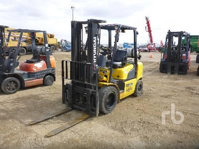 2013 HYUNDAI 30L-7M Forklift