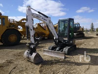 2012 BOBCAT E32M Mini Excavator (1 - 4.9 Tons)