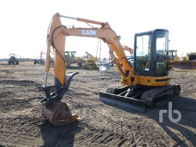CASE CX55B Midi Excavator (5 - 9.9 Tons)