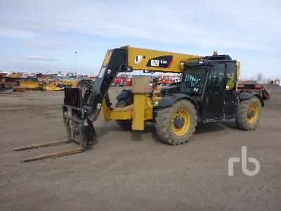 2015 CATERPILLAR TL943C 4x4x4 Telescopic Forklift