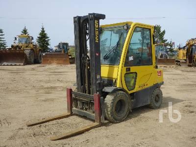 2007 HYSTER H60FT Forklift