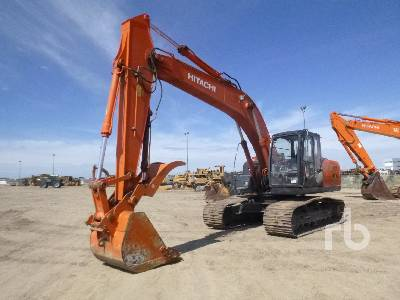 2007 HITACHI ZX200-3 Hydraulic Excavator