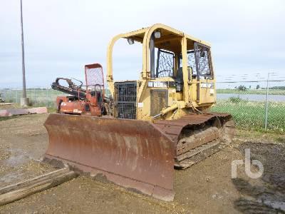 1997 JOHN DEERE 650G LGP Series IV Crawler Tractor