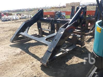 AMI 7590 Q/C 60 In. Wheel Loader Grapple