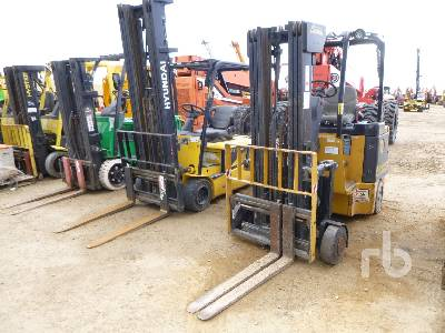 BENDALL B4048E180D Series III Electric Forklift