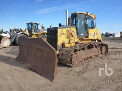 2009 JOHN DEERE 850J WH Crawler Tractor