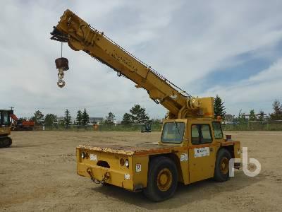 1999 GROVE YB4408 8.5 Ton 4x4x4 Carry Deck Crane