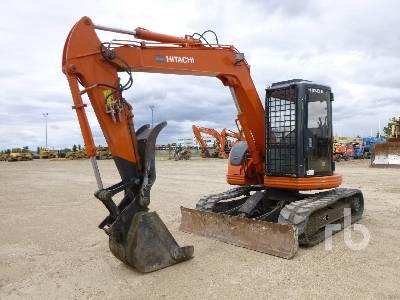 1998 HITACHI EX75UR-3 Midi Excavator (5 - 9.9 Tons)