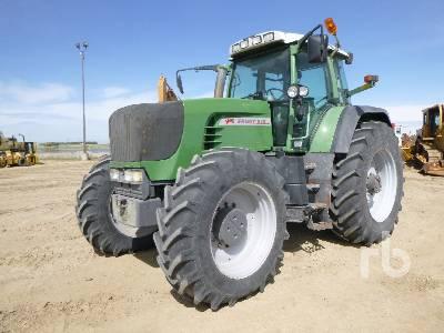 2004 FENDT 918 MFWD Tractor