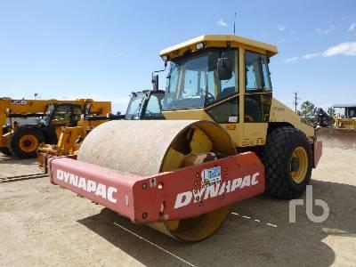 2006 DYNAPAC CA362D Vibratory Roller