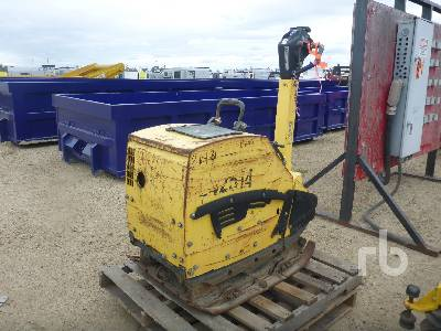 2011 BOMAG BPR70/70D Plate Compactor