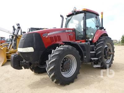 2012 CASE IH MAGNUM 180 MFWD Tractor