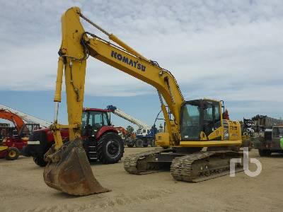 2015 KOMATSU PC240LC-10 Hydraulic Excavator