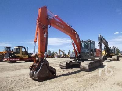 2010 HITACHI ZX200LC-3 Hydraulic Excavator