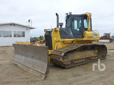 2010 KOMATSU D61PX-15E0 Crawler Tractor