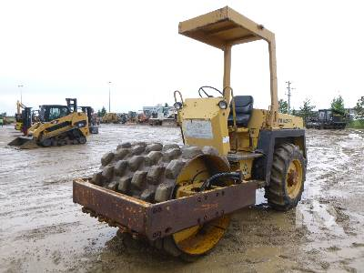 1988 BOMAG BW142PD Vibratory Padfoot Compactor