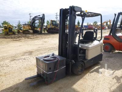 2001 CROWN SC4040-40-TT190 Electric Forklift