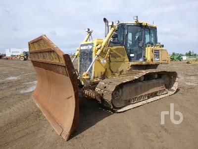 2014 KOMATSU D65PX-17 Crawler Tractor