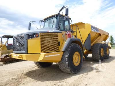 2013 JOHN DEERE 410ET 6x6 Articulated Dump Truck