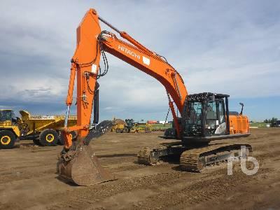 2015 HITACHI ZX250LC-5N Hydraulic Excavator