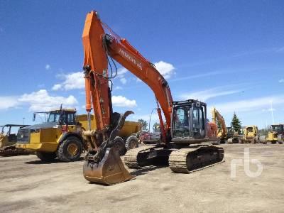 2011 HITACHI ZX270LC-3 LC Hydraulic Excavator