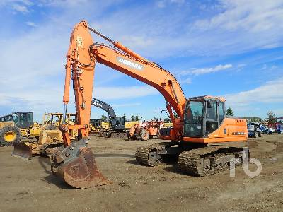 2012 DOOSAN DX225 LC Hydraulic Excavator