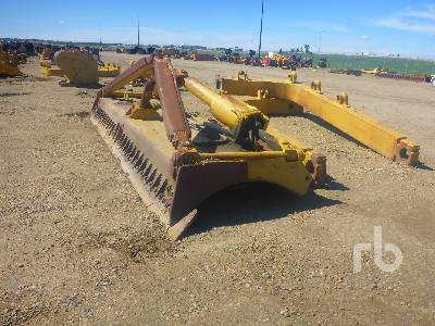 CAT D8L/D9N A/dozer & C-Frame 194 In. Crawler Tractor Dozer