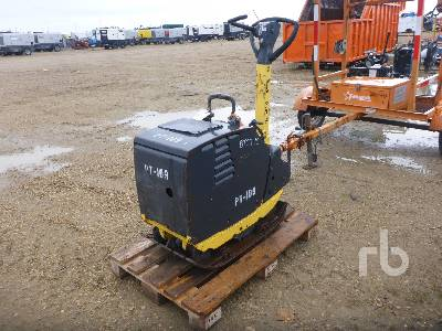 2014 BOMAG Plate Compactor
