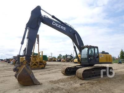 2009 JOHN DEERE 350D LC Hydraulic Excavator