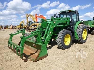 2010 JOHN DEERE 7430 MFWD Tractor