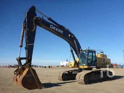 2012 JOHN DEERE 450D LC Hydraulic Excavator