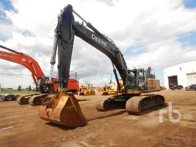 2012 JOHN DEERE 470G LC VG Hydraulic Excavator