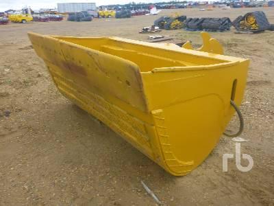 96 IN. Hydraulic Twist WBM Series 400 Excavator Bucket