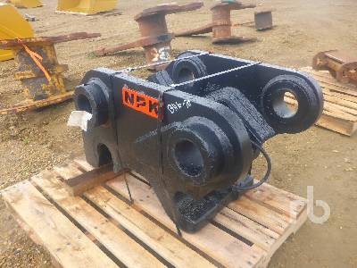 Hydraulic Pin Grabber Quick Coupler Excavator Attachment - Other