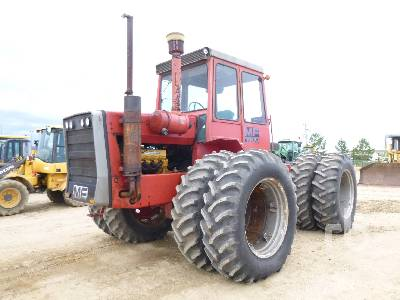 1972 MASSEY FERGUSON 1500 4WD Tractor