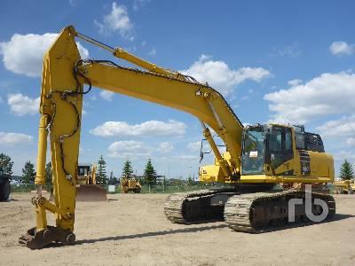 2016 KOMATSU PC490LC-11 Hydraulic Excavator