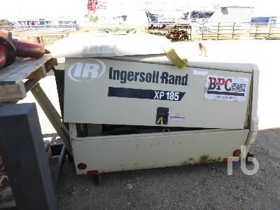 2005 INGERSOLL-RAND XP 185 185 CFM Air Compressor