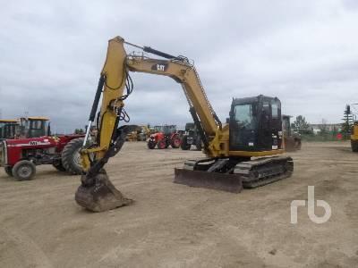2014 CATERPILLAR 308E2 CR Midi Excavator (5 - 9.9 Tons)