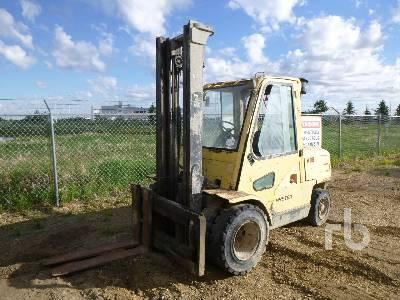 2001 HYSTER H100XM Forklift
