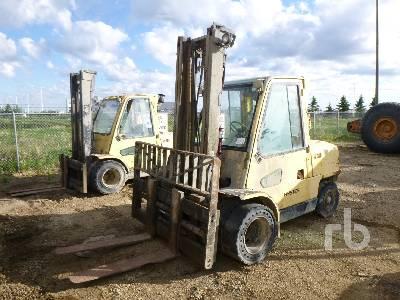 2003 HYSTER H120XM Forklift