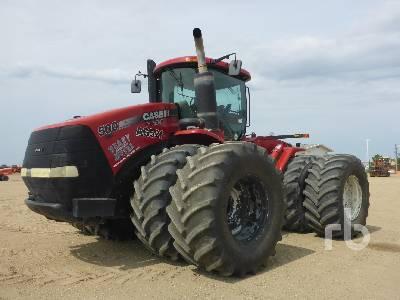 2013 CASE IH STEIGER 500 4WD Tractor
