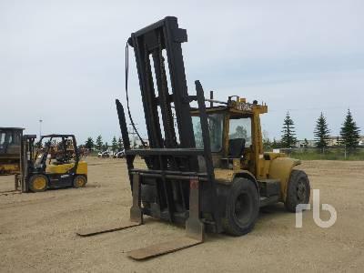HYSTER H200HS Rough Terrain Forklift