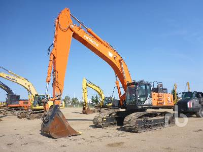 2014 HITACHI ZX470LC-5B Hydraulic Excavator