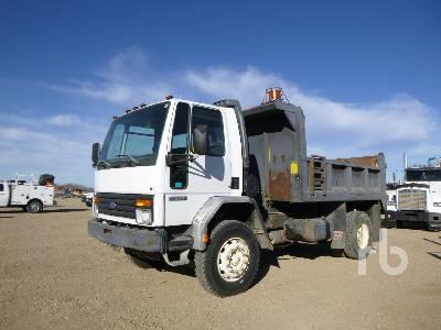 1990 FORD CF8000 COE Dump Truck (S/A)