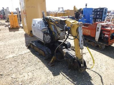 1997 BROKK BM150EC Demolition Robot Mini Excavator (1 - 4.9 Tons)