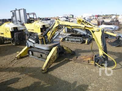 KOBELCO Demolition Robot Mini Excavator (1 - 4.9 Tons)